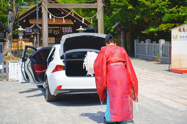 交通安全の願掛けの有名な寺社